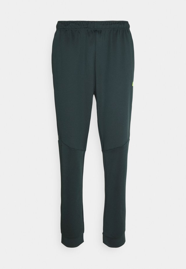 Men's training pants - Tracksuit bottoms - green