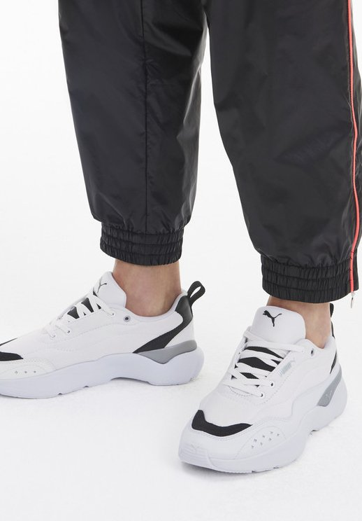 Puma - PUMA LIA WOMEN'S TRAINERS FEMALE - Sneakers basse - white