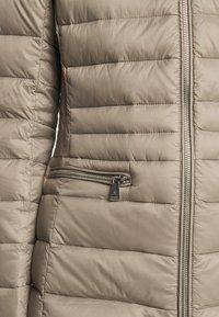 Lauren Ralph Lauren - SOFT COMBO MIXED QUILTS - Down jacket - taupe - 8