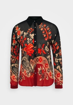 PLEASED DESIGNED BY MR. CHRISTIAN LACROIX - Button-down blouse - multi-coloured