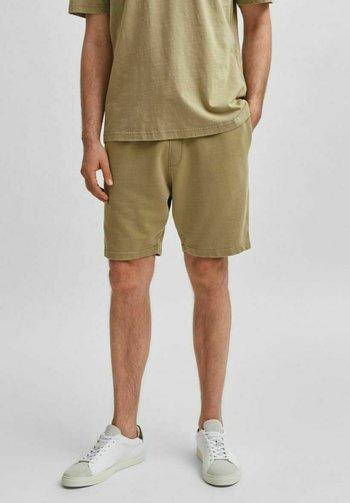 Shorts - aloe