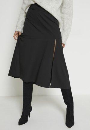 MWNIKA SKIRT - A-line skirt - black