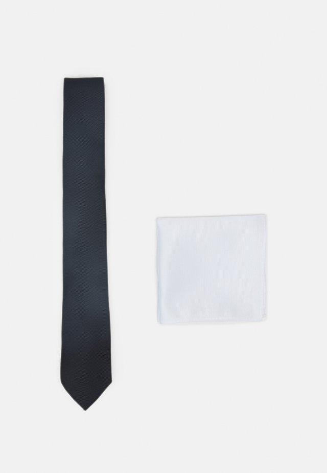 SET - Cravatta - black