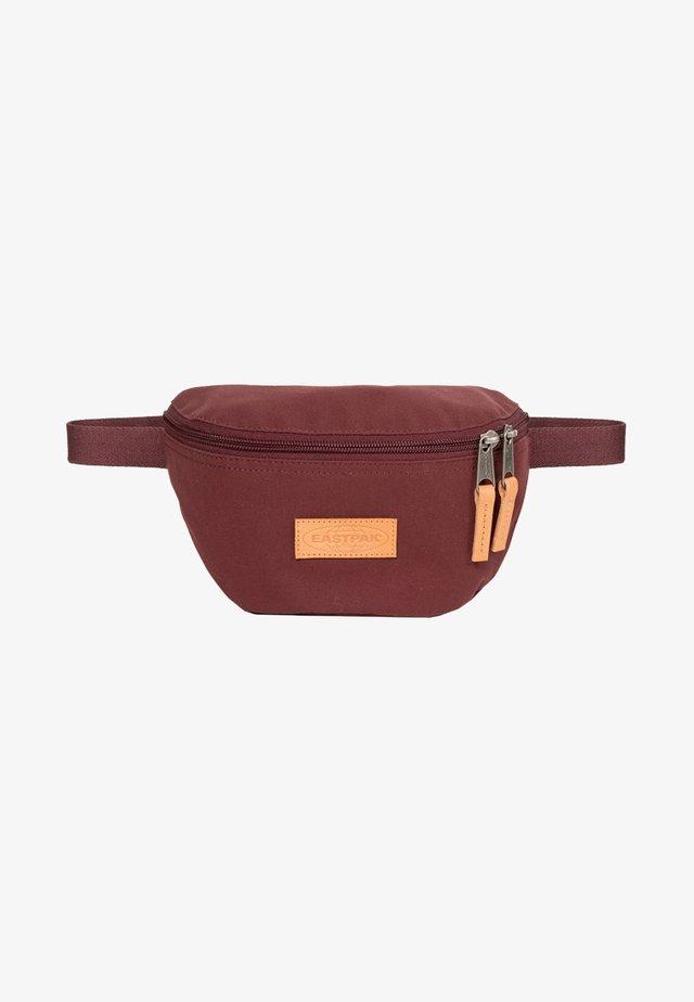 SPRINGER SUPERGRADE - Bum bag - dark red