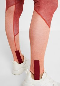 Puma - HIGH WAIST LEGGINGS - Tights - bossa nova - 4
