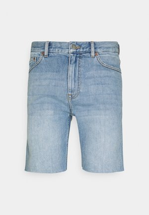 CLARK - Jeansshort - creek light blue