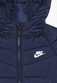 Nike Sportswear - FILLED JACKET BABY - Winter jacket - midnight navy - 4