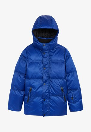 Soft shell jacket - surf blue