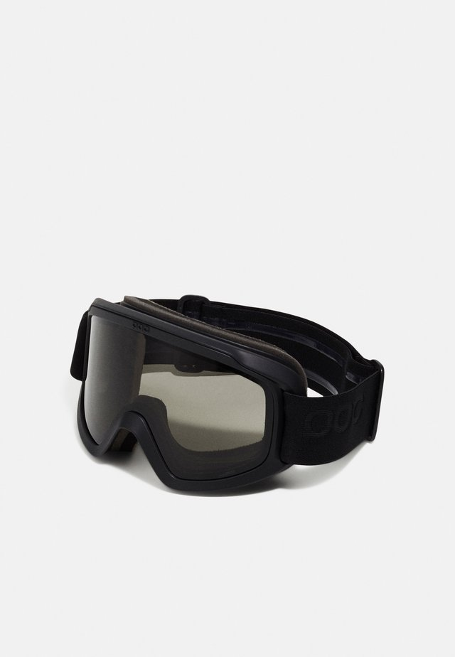 OPSIN UNISEX - Ski goggles - all black