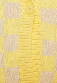 Stella Nova - Cardigan - creme/yellow - 2