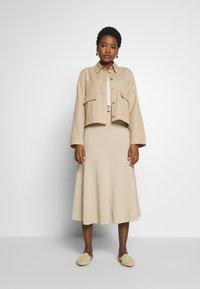 Opus - HELINA - Summer jacket - soft ginger - 1