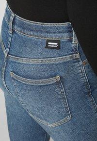 Dr.Denim Tall - MOXY - Flared jeans - eastcoast blue - 4