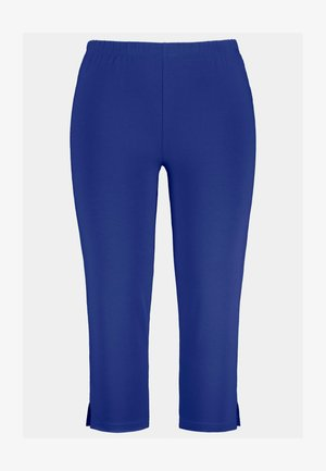 Leggings - Trousers - dunkles azurblau