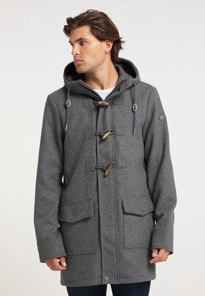 Frakker / klassisk frakker - grau melange