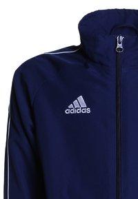adidas Performance - CORE PRE - Training jacket - darkblue/white - 2