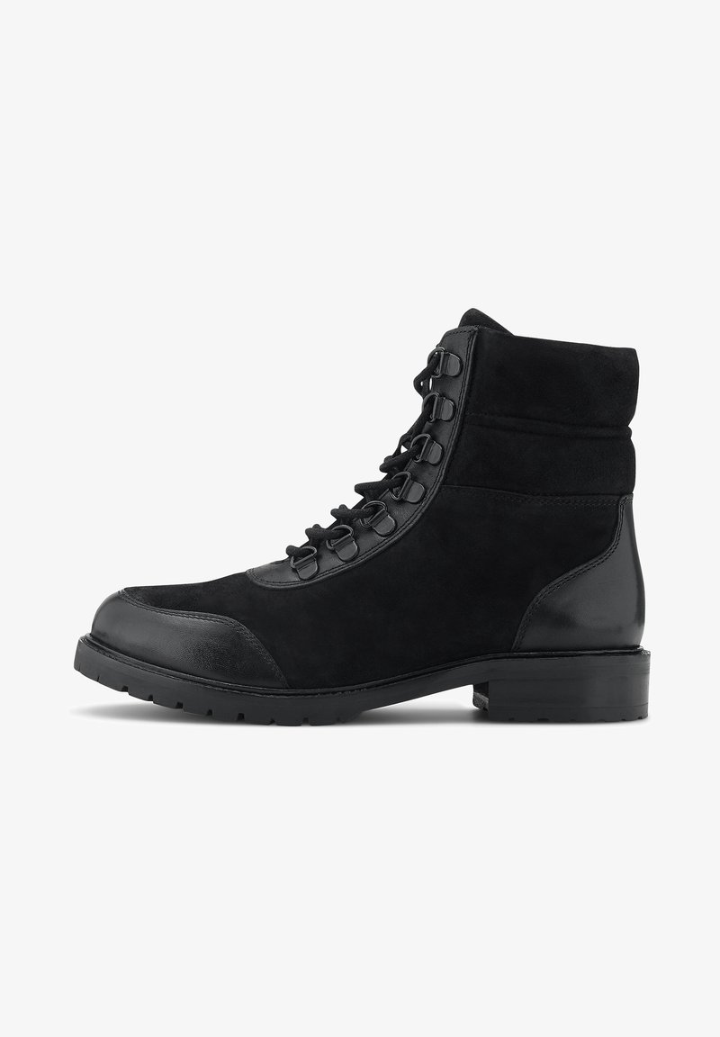 Coolway Freestyle - Lace-up ankle boots - schwarz
