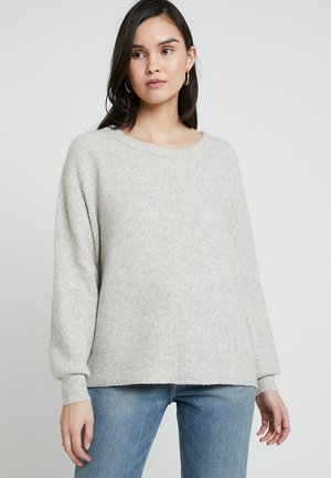 WOPY SLOUCHY JUMPER - Jumper - mineral chine