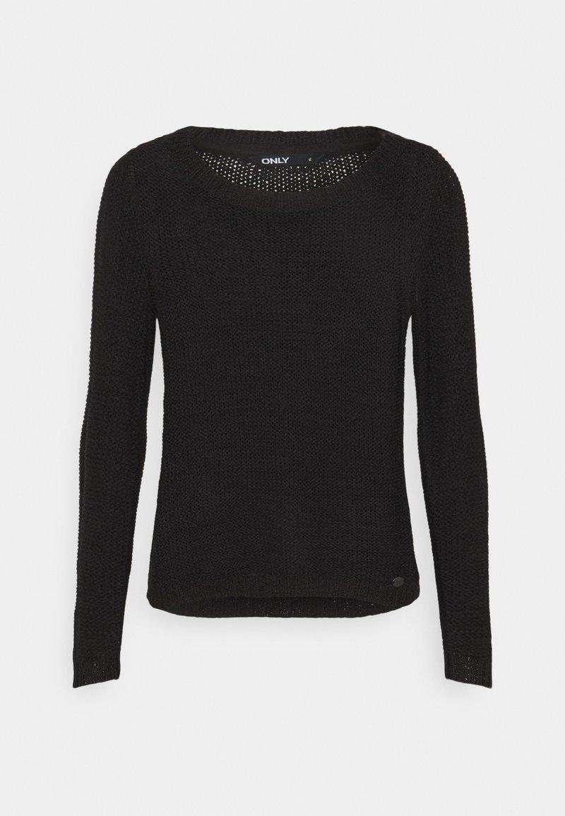 ONLY Petite - ONLGEENA - Jersey de punto - black