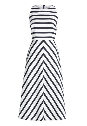 Cocktail dress / Party dress - dark blue/white
