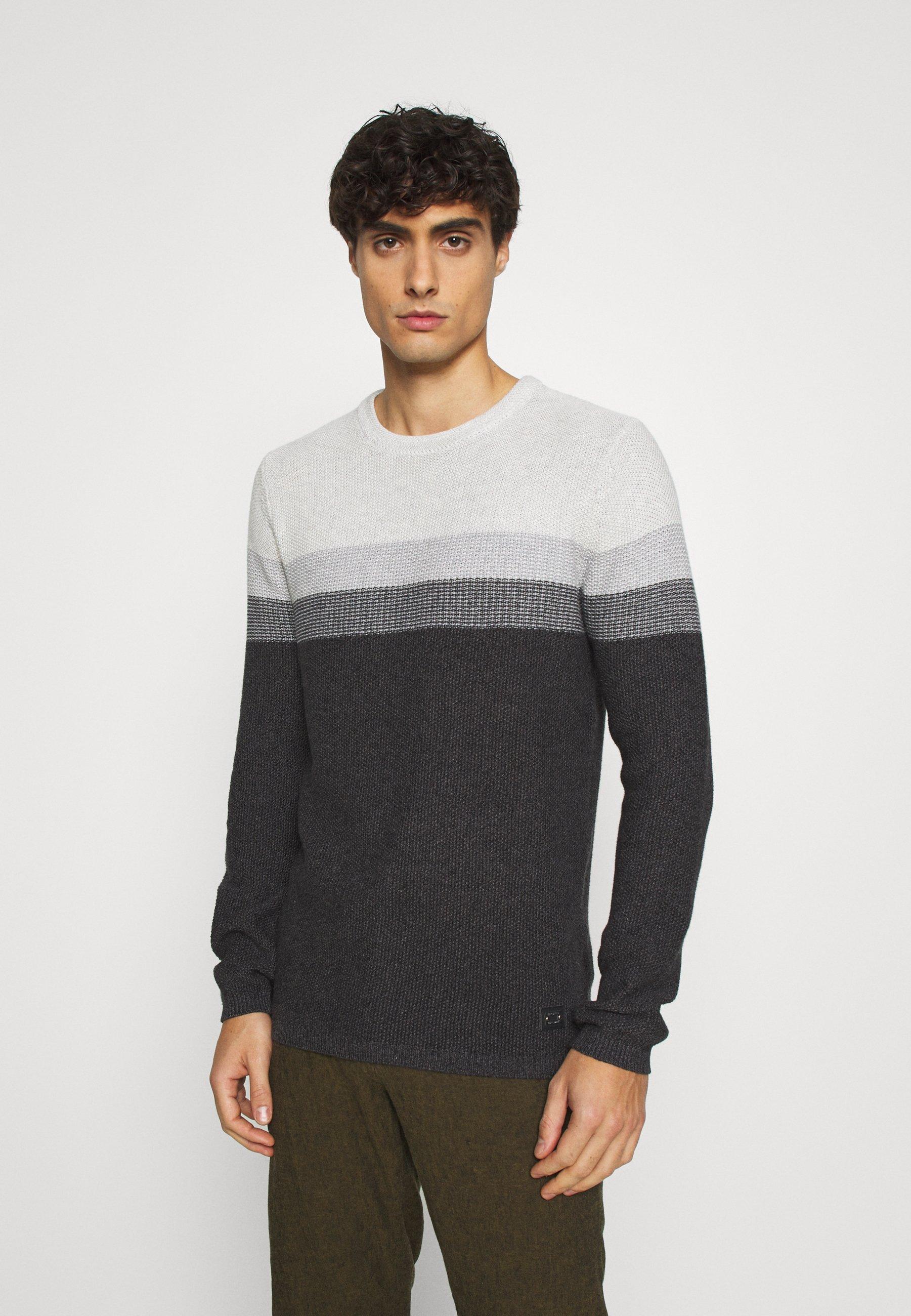 Homme HANSI ROUND NECK - Pullover