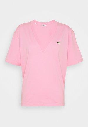 TF5458 - T-shirt basic - rosatre