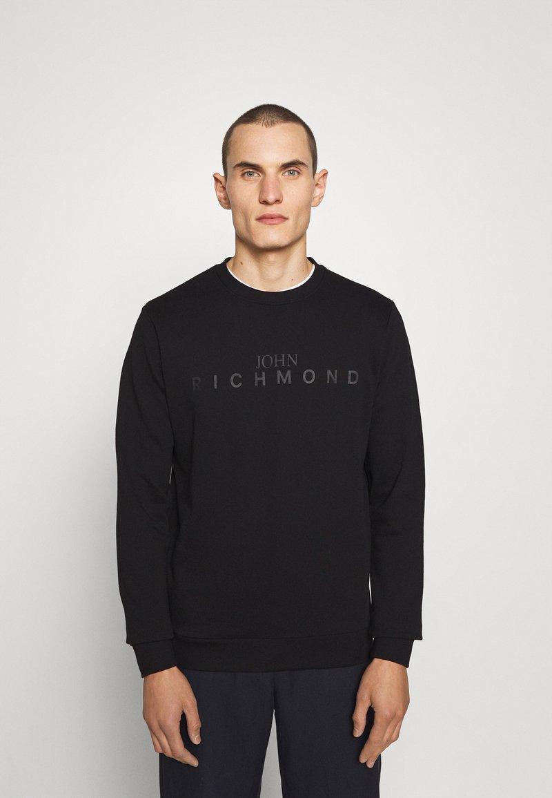 John Richmond - HUILA - Sweatshirt - black