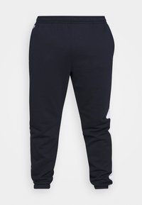 Lacoste - PLUS - Tracksuit bottoms - marine/blanc - 4