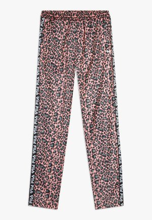 TALISA TRACK  - Tracksuit bottoms - lobster bisque