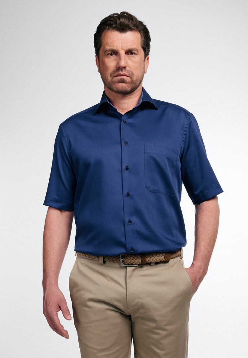Eterna - Formal shirt - marine