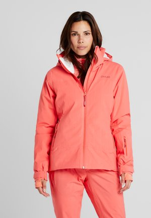 BLISTER - Snowboard jacket - grapefruit pink