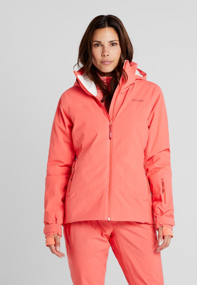 BLISTER - Giacca da snowboard - grapefruit pink