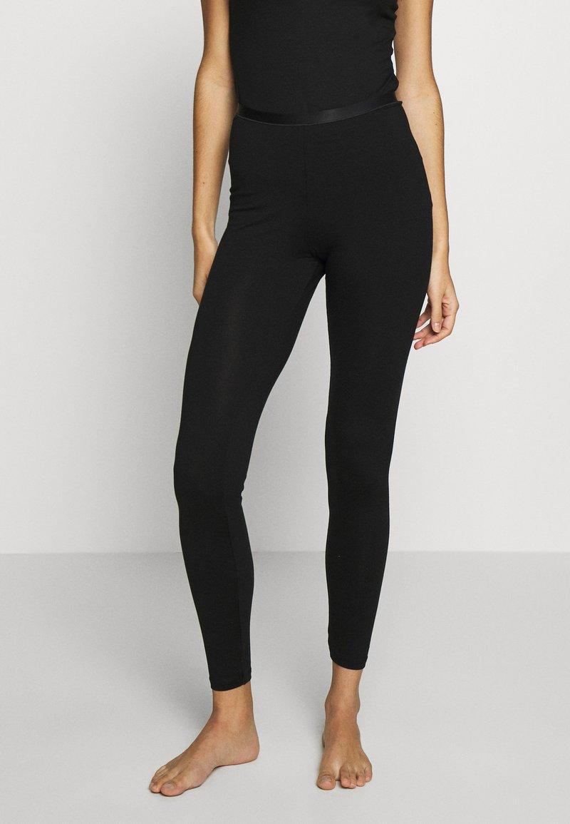 Calida - Leggings - Stockings - black