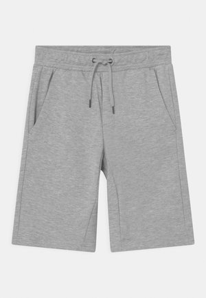 Shorts - light grey melange
