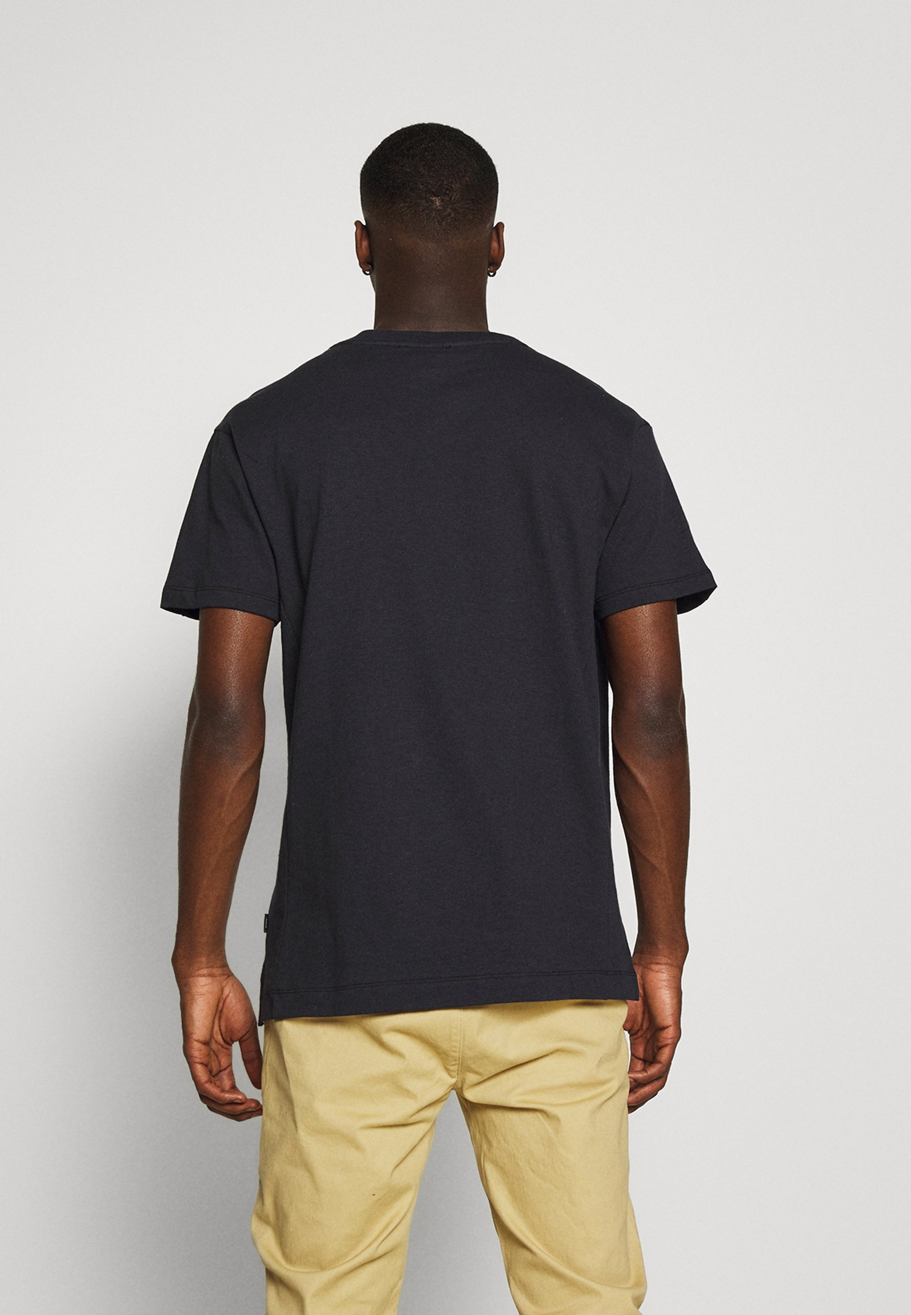 Jack & Jones PREMIUM JPRAIDEN TEE CREW NECK AMERICAN FIT - Basic T-shirt - navy blazer Nvfr4