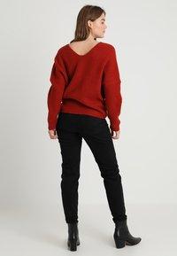 Even&Odd - Pullover - red - 2