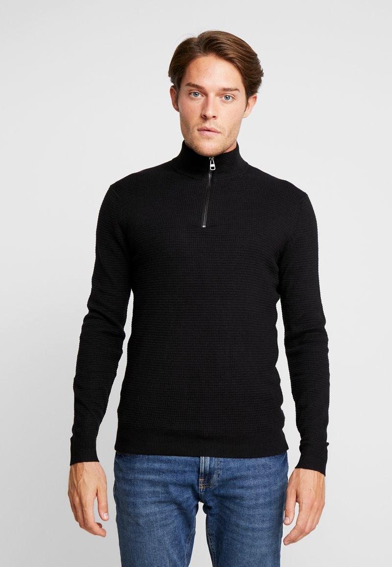 Esprit - COWS - Strikpullover /Striktrøjer - black