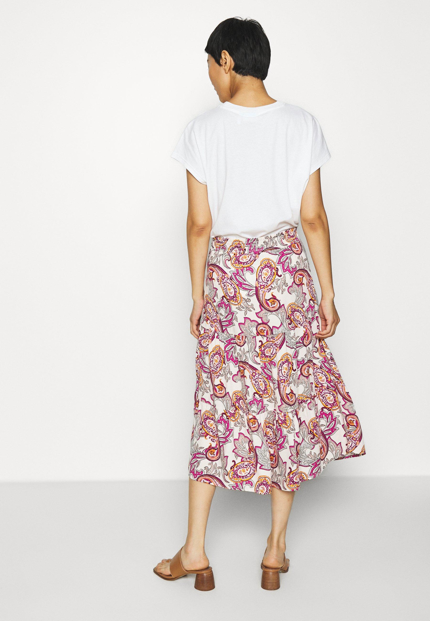 Visit New Bulk Designs Women's Clothing comma A-line skirt light pink 0A7UpD4bE CT2Of11kV
