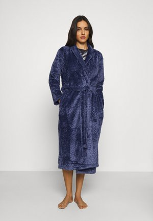 Dressing gown - blau