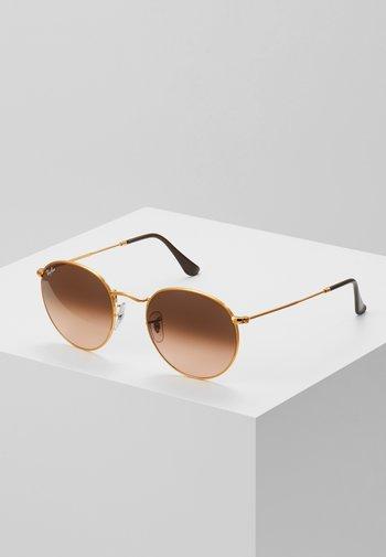 0RB3447 ROUND METAL - Okulary przeciwsłoneczne - bronze/copper