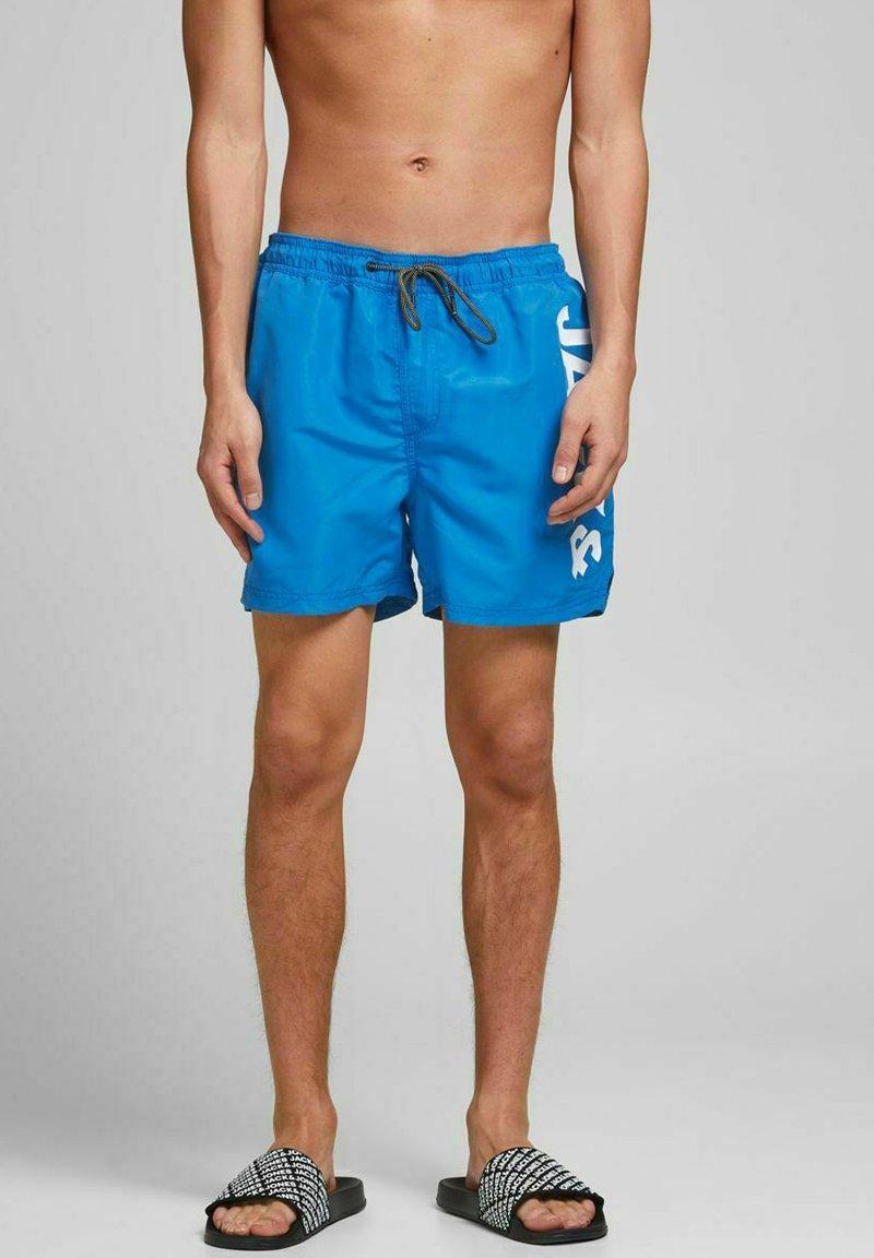 Jack & Jones - Swimming shorts - french blue