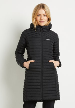 NULA MICRO  - Winter coat - black
