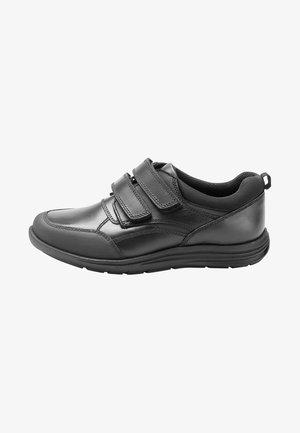 DOUBLE STRAP  - Zapatos con cierre adhesivo - black