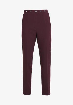 HIEGA - Kalhoty - medium red