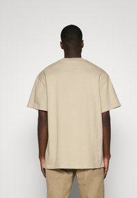 Weekday - GREAT - T-shirt - bas - beige - 2