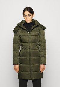 HUGO - FLEURIS - Winter coat - khaki - 0
