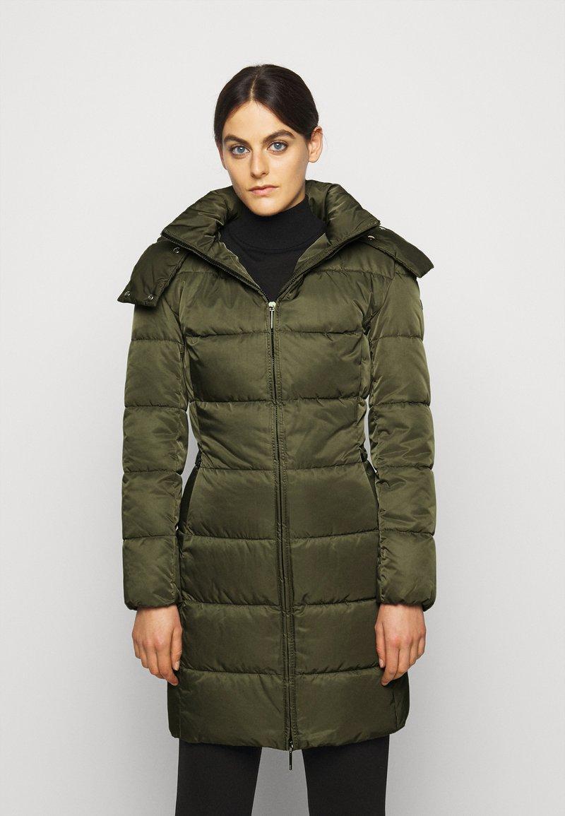 HUGO - FLEURIS - Winter coat - khaki