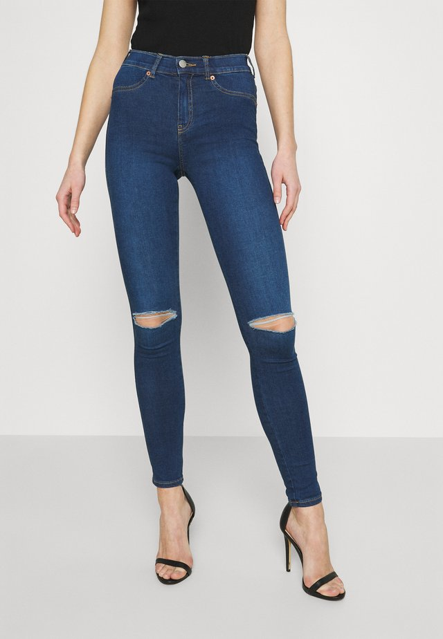PLENTY - Jeans Skinny Fit - paradise dark blue