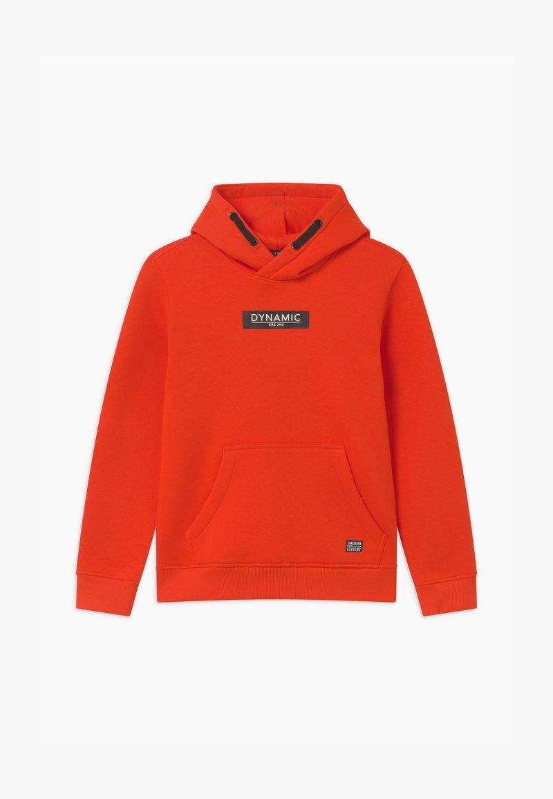 Cars Jeans - PEARSER HOOD - Hoodie - orange