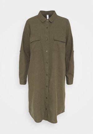 INA - Shirt dress - dark army