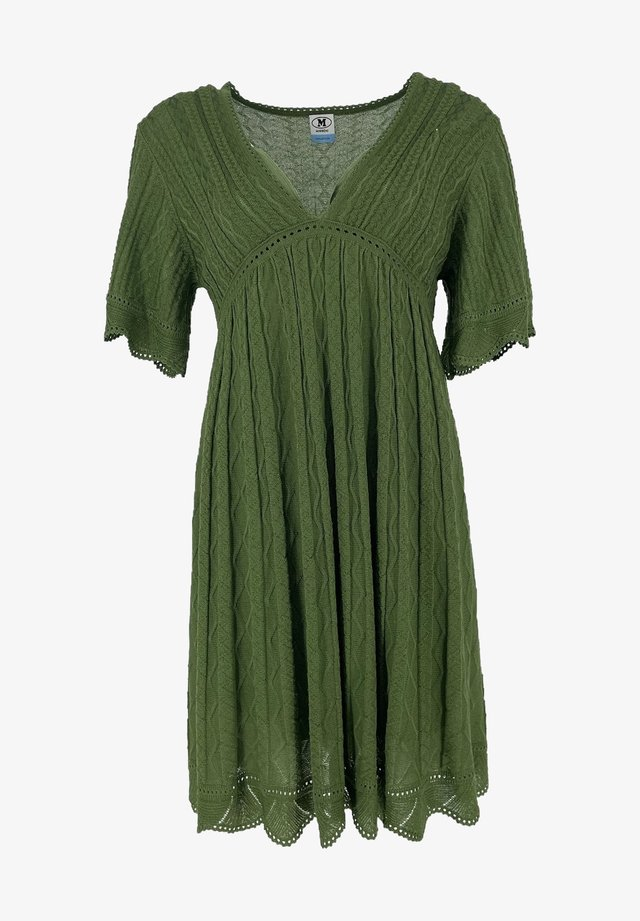 Day dress - dill